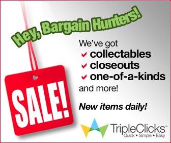 TripleClicks Shopping Site